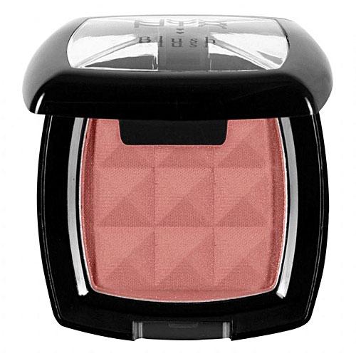 Fard de obraz NYX Professional Powder Blush - Dusty Rose, 4 g-big