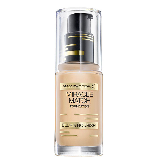 Fond de ten Max Factor Miracle Match, 40 Light Ivory, 30 ml-big
