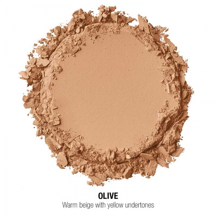 Fond De Ten Pudra Nyx Professional Makeup Stay Matte But Not Flat - Olive, 7.5 gr-big
