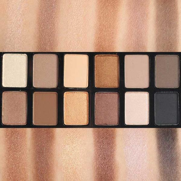 Paleta Farduri de Pleoape Maybelline NY The Nudes Eyeshadow Palette, 9.6g-big