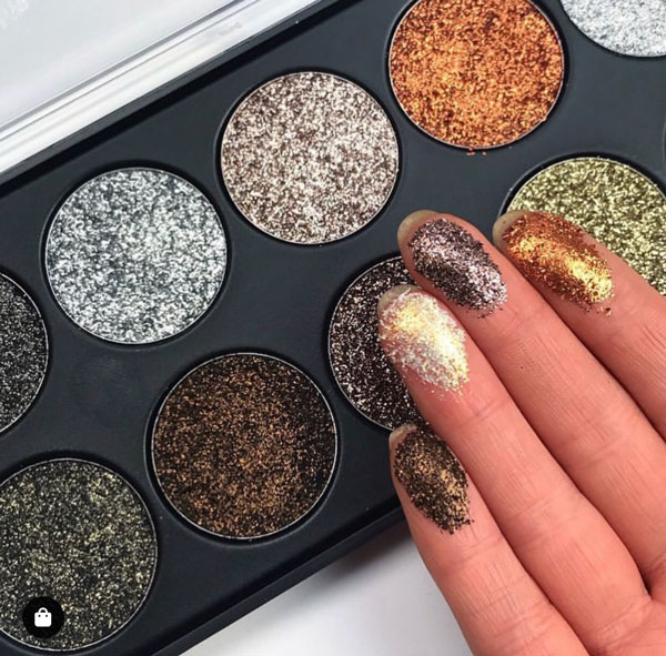 Paleta Technic Glitter Palette, Star Dust, 10 x 2.5g-big