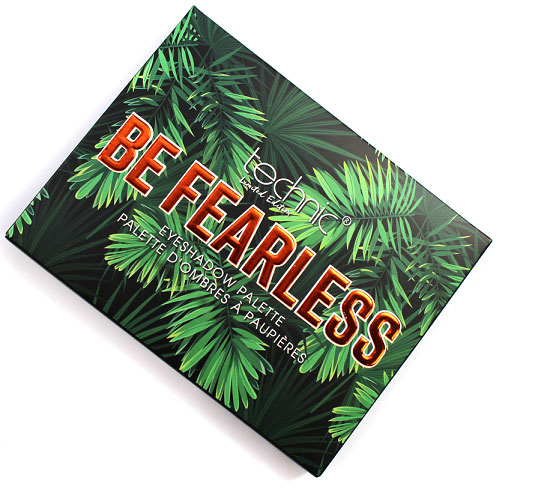 Paleta de farduri Technic BE FEARLESS Limited Edition, 20 Nuante-big