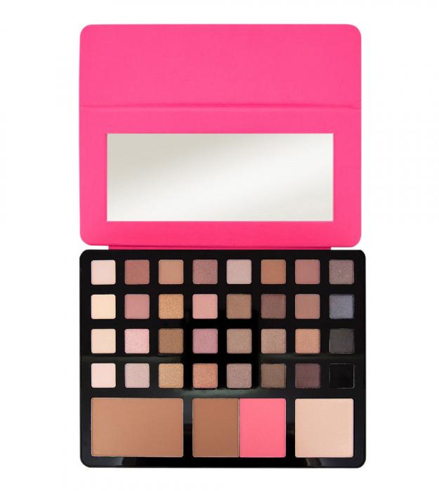 Paleta pentru fata multifunctionala Freedom Makeup, Pro Artist Pad Studio to Go-big