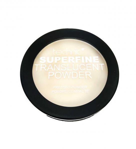 Pudra Compacta Translucida TECHNIC Superfine Translucent Pressed Powder, 12g-big