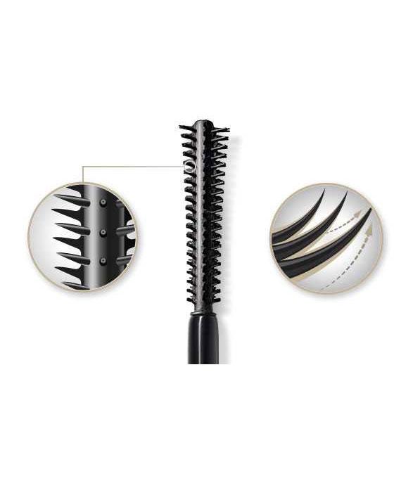 Rimel MAX FACTOR Masterpice Glamour Extensions 3 in 1 Volumising Mascara - Negru, 12 ml-big