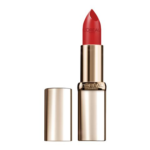 Ruj L'Oreal Color Riche Lipstick - 234 Brick Fashion Week-big