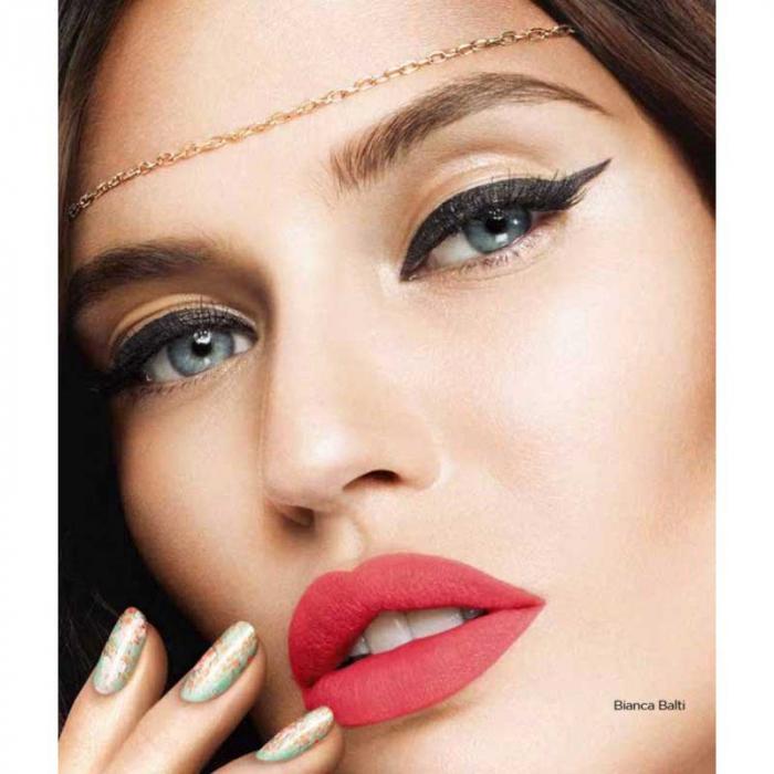 Ruj mat L'Oreal Color Riche Matte Lipstick - 131 Mistinguette-big