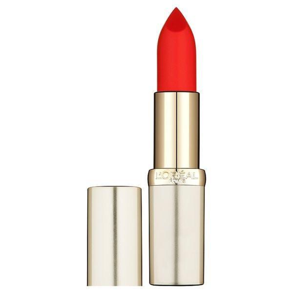 Ruj mat L'Oreal Color Riche Matte Lipstick - 229 Cliche Mania-big