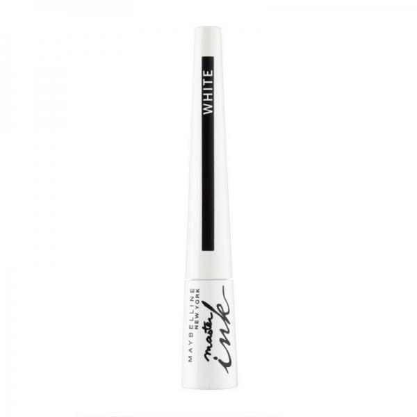 Tus De Ochi Lichid Maybelline Master Ink - 11 Matte White-big