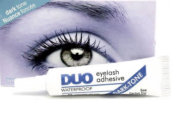 Adeziv Profesional Gene False DUO Eyelash Waterproof - Dark Tone-big