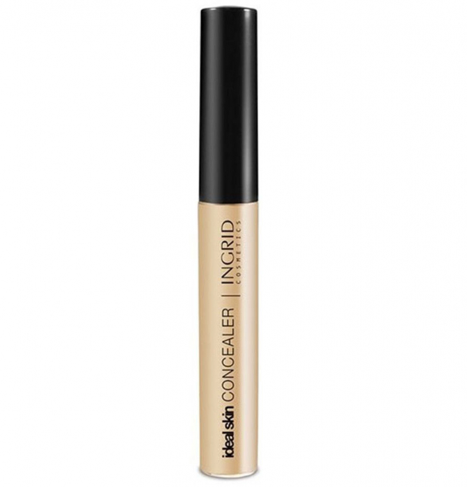 Anticearcan Corector Profesional INGRID Cosmetics Ideal Skin Concealer, Nuanta 11, 7 ml-big