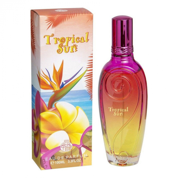 Apa de Parfum Real Time TROPICAL SUN Ladies EDP, 100 ml-big