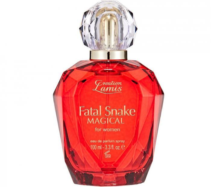 Apa de Parfum Creation Lamis Fatal Snake Magical, Ladies EDP, 100 ml-big