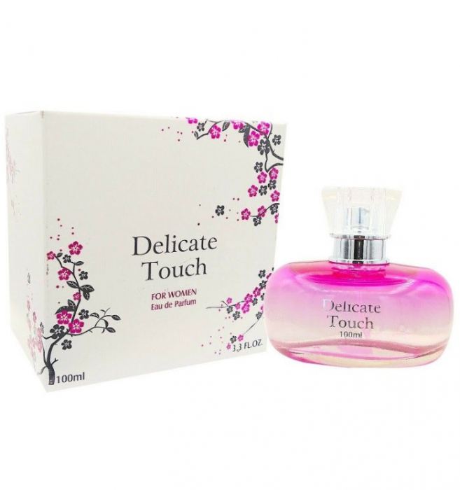 Apa de Parfum Saffron London Delicate Touch, dama, EDP, 100 ml-big