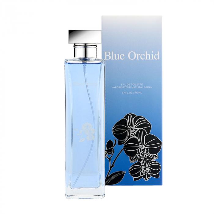 Apa de Toaleta Creative Colours Blue Orchid, Ladies EDT, 100 ml-big