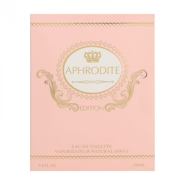 Apa de Toaleta Creative Colours Aphrodite Edition, Ladies EDT, 100 ml-big