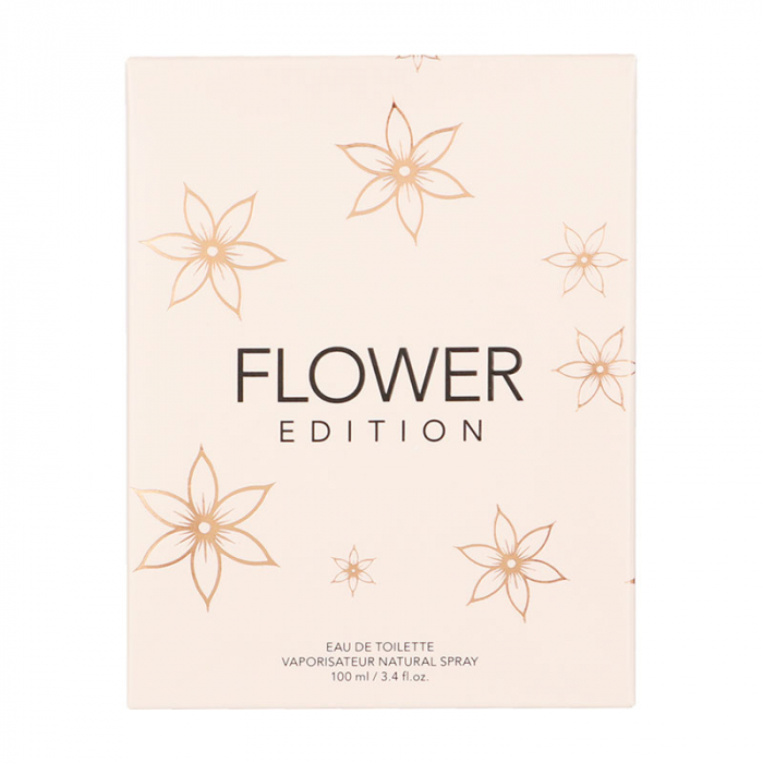 Apa de Toaleta Creative Colours Flower Edition, Ladies EDT, 100 ml-big