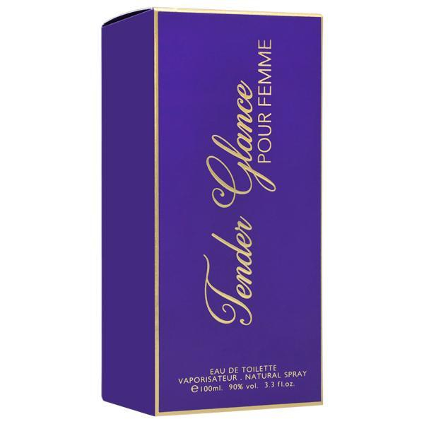 Apa de Toaleta NUVO Parfums Tender Glance Pour Femme EDT, 100 ml-big