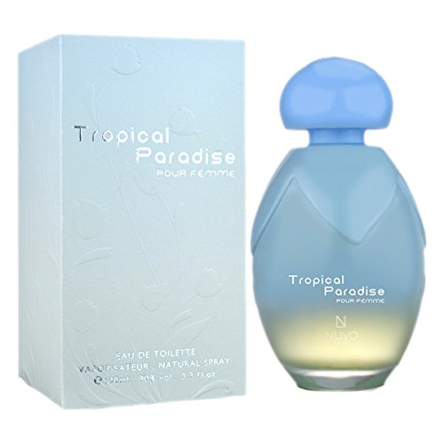 Apa de Toaleta NUVO Parfums Tropical Paradise Pour Femme EDT, 100 ml-big