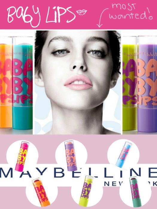 Balsam de Buze Maybelline Baby Lips - Mango Pie-big