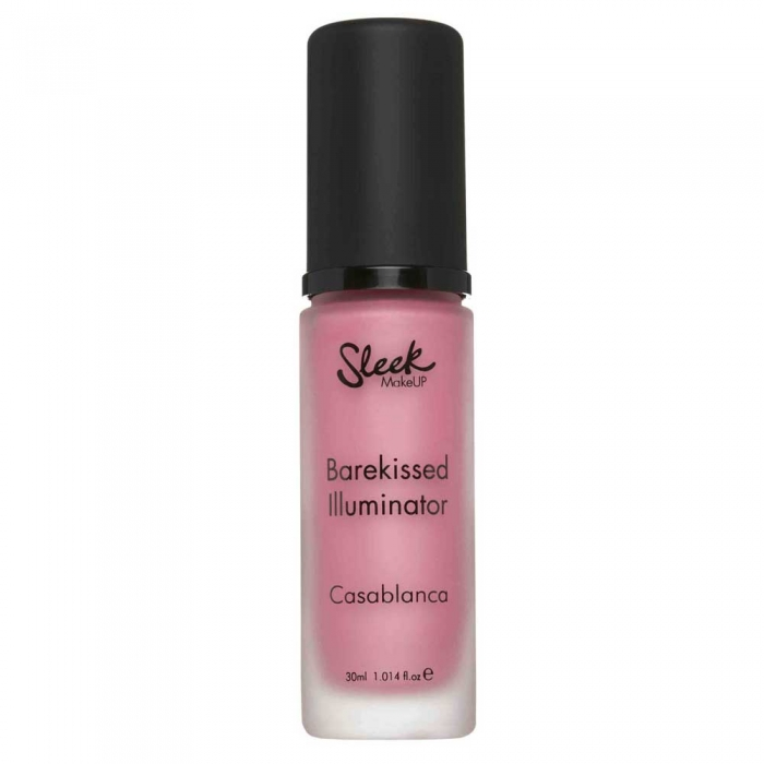 Iluminator lichid SLEEK MakeUP Barekissed Illuminator - Casablanca, 30ml-big