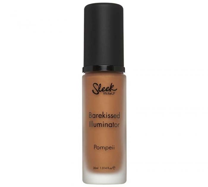 Iluminator lichid SLEEK MakeUP Barekissed Illuminator - Pompeii, 30ml-big