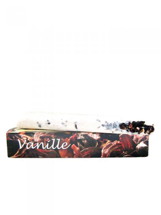 Baton Efervescent Pentru Baie VILLAGE COSMETICS Cu Vanilie-50 gr-big