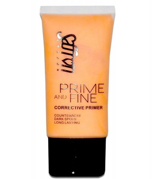Baza De Machiaj Anti Oboseala Saffron Prime And Fine Corrective Primer, 60 gr-big