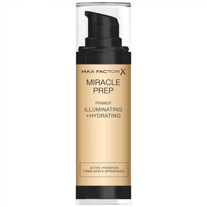 Baza de machiaj Max Factor Miracle Prep Illuminating + Hydrating Primer, 30 ml-big