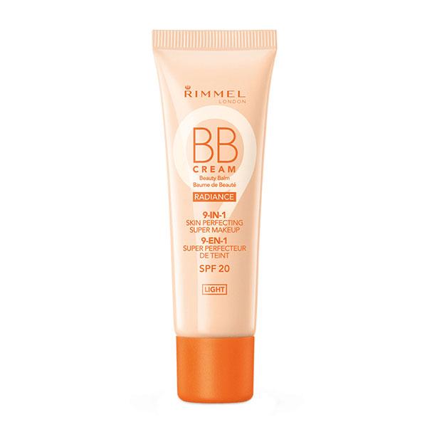 BB Cream Rimmel London 9 In 1 Radiance Skin Perfecting, Light, 30 ml-big