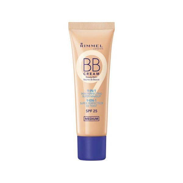 BB Cream Rimmel London 9 In 1 Skin Perfecting, Medium, 30 ml-big