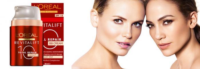 BB Cream Antirid L'OREAL REVITALIFT Total Repair 10 MEDIUM - 50 ml-big