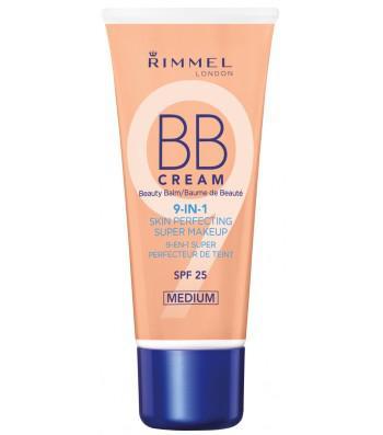 BB Cream 9 in 1 Rimmel Skin Perfecting - 002 Medium, 30 ml-big