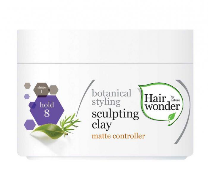 Ceara Pentru Coafare HennaPlus Hair Wonder Sculpting Clay-100 ml-big