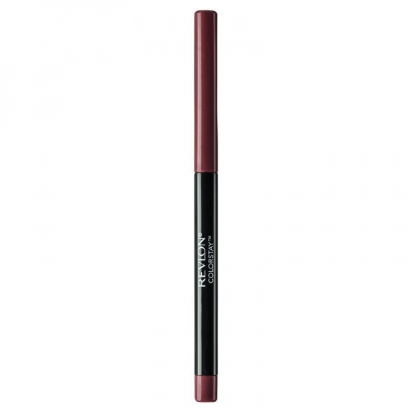 Creion Contur Buze Retractabil Revlon ColorStay - Plum, 0.28 gr-big