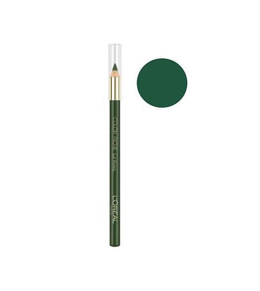 Creion de Ochi L'oreal Color Riche Le Khol - 116 Rainforest Green-big