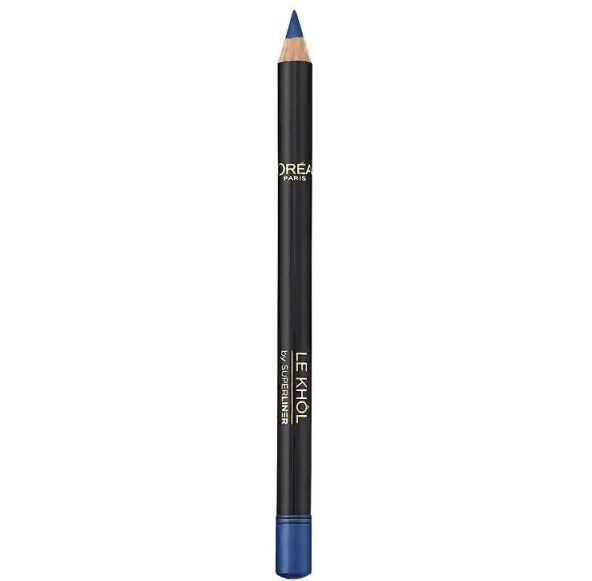 Creion de ochi L'Oreal Paris Le Khol by Superliner, 107 Deep Sea Blue-big