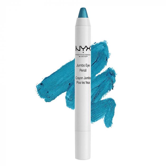 Creion de ochi NYX Professional Makeup Jumbo Eye Pencil, 632 Peacock, 5 g-big