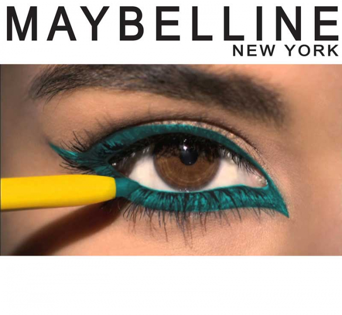 Creion De Ochi Retractabil Maybelline New York The Colossal Kajal 12 Hr, Turquoise-big