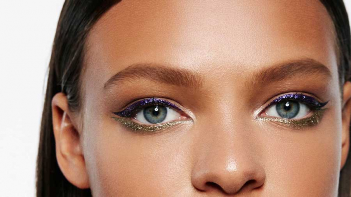 Tus de ochi MAYBELLINE Master Ink Liquid Eyeliner, Metallic, 32 Twilight Purple-big