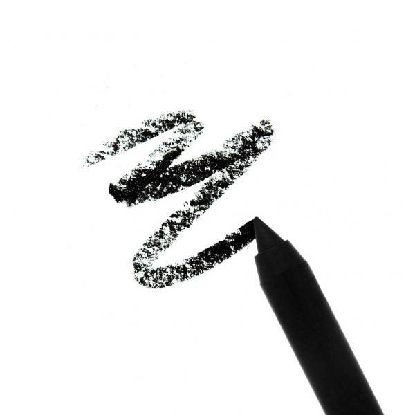 Creion De Ochi W7 OH MY GEL IT'S WATERPROOF - Blackest Black-big