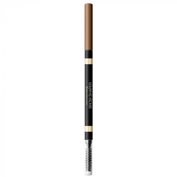 Creion pentru sprancene Max Factor Brow Shaper Ultrafine, 10 Blonde-big