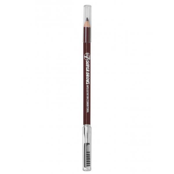 Creion Pentru Conturarea Sprancenelor W7 SUPER BROWS - Brown-big
