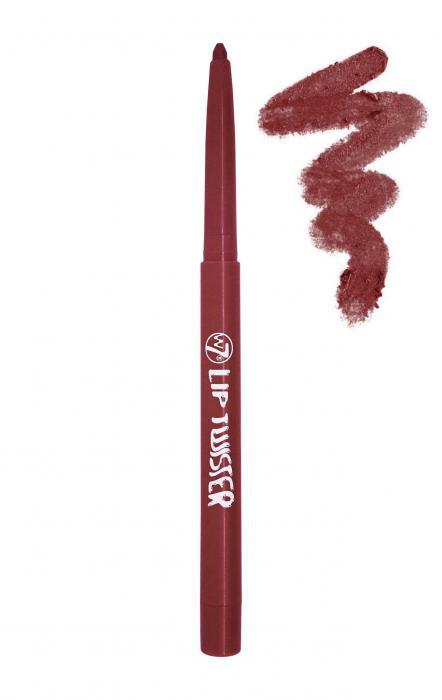 Creion De Buze Retractabil W7 Lip Twister - Shiraz-big