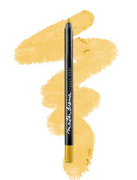 Creion Iluminator Maybelline Master Drama Chromatics - Vibrant Gold-big