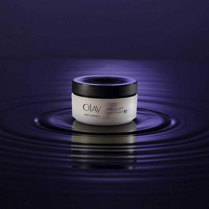 Crema De Noapte Anti-Rid OLAY Firm & Lift Night Cream, 50 ml-big