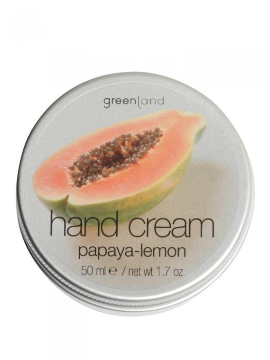 Crema de Maini Greenland cu Papaya si Lamaie - 50 ml-big