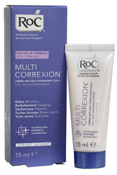 Crema ROC Multi Correxion Hidratanta Anti-rid 5 in 1 - 15 ml-big