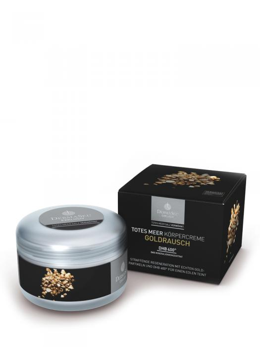 Crema de Corp DermaSel Exklusiv cu Aur - 250 ml-big