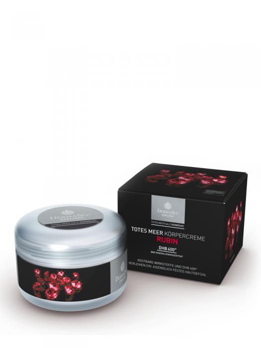 Crema de Corp DermaSel Exklusiv cu Rubin si Vitamina P - 250 ml-big